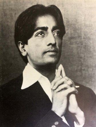 Jiddu Krishnamurti, 1934